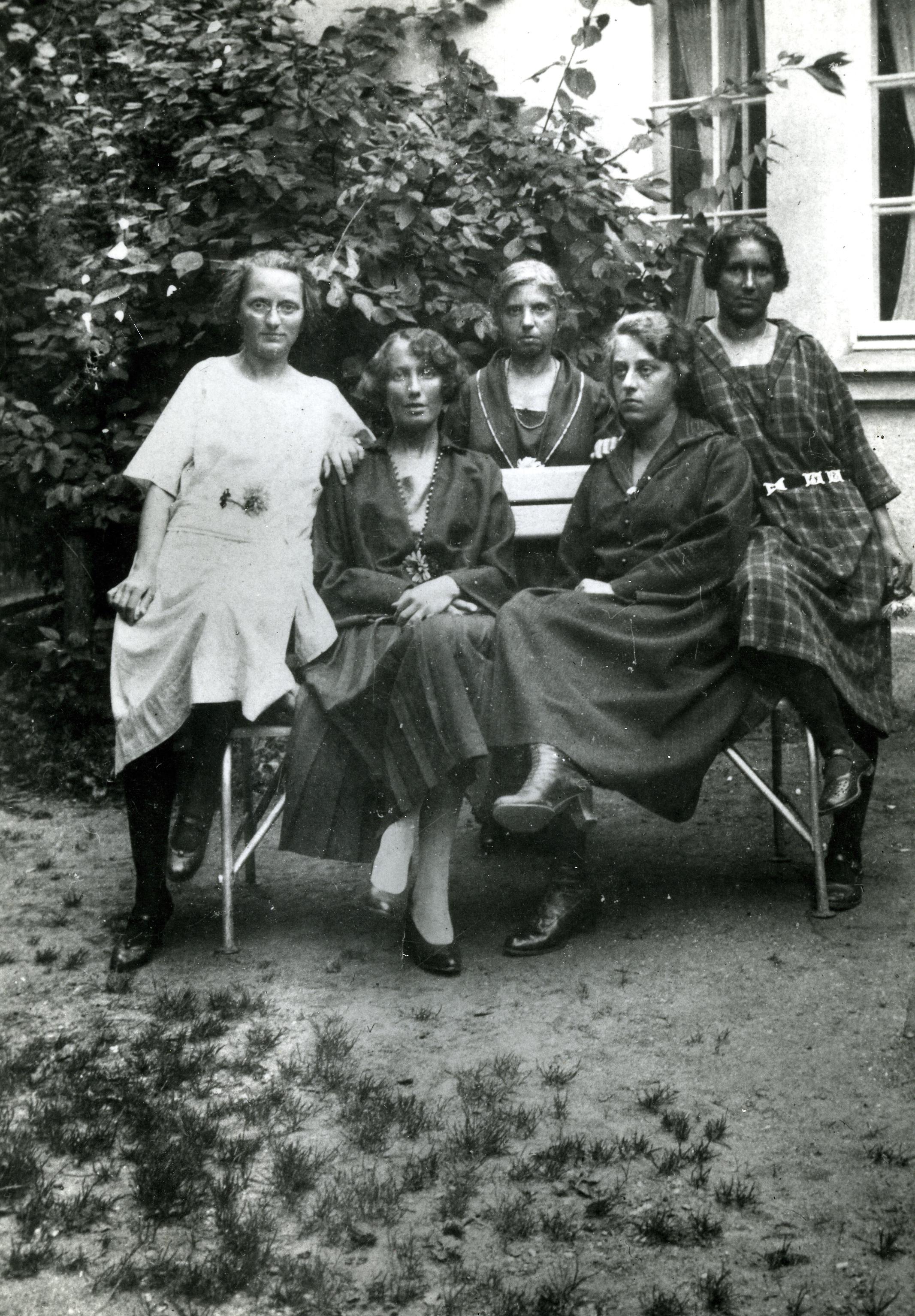 Familie Moik Quelle: ÖGB-Archiv